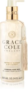 Grace Cole Nectarine Blossom & Grapefruit Cleansing Liquid Hand Soap