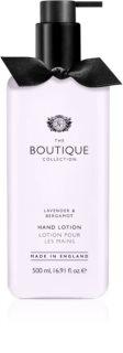Grace Cole Boutique Lavender & Bergamot лосион за ръце