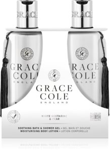 Grace Cole White Nectarine & Pear set cadou