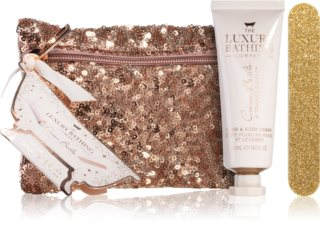 Grace Cole Luxury Bathing Creme Brulée & Orange Blossom σετ δώρου (στα  χέρια και νύχια)