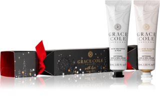 Grace Cole White Nectarine & Pear confezione regalo