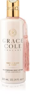 Grace Cole Vanilla Blush & Peony vlažilni losjon za telo