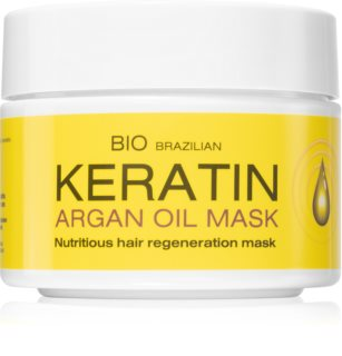 Green Bio Argan Oil μάσκα μαλλιών με έλαιο αργκάν
