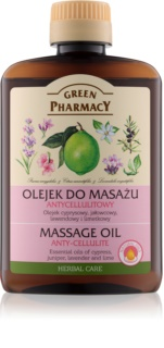 Green Pharmacy Body Care масажно олио против целулит