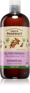 Green Pharmacy Body Care Argan Oil & Figs Brusegel