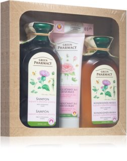 Green Pharmacy Anti Hair Loss darilni set