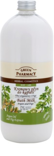 Green Pharmacy Body Care Argan Oil & Figs lait de bain