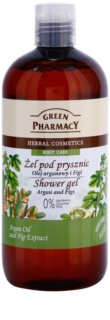 Green Pharmacy Body Care Argan Oil & Figs gel doccia
