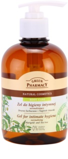 Green Pharmacy Body Care Marigold & Tea Tree gél na intímnu hygienu