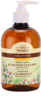 Green Pharmacy Hand Care Chamomile savon liquide
