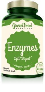 GreenFood Nutrition Opti7 Digest doplněk stravy pro podporu trávení