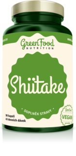 GreenFood Nutrition Shiitake