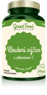 GreenFood Nutrition Kloubní výživa s vitamínem C doplněk stravy pro výživu kloubů a chrupavek