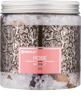 Greenum Rose sel de bain