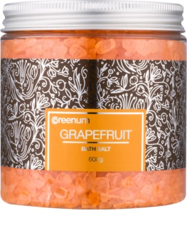 Greenum Grapefruit Badesalt