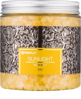 Greenum Sunlight Badesalt