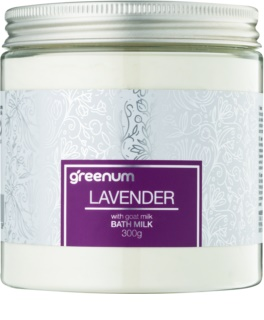 Greenum Lavender Bademilch in Pulverform