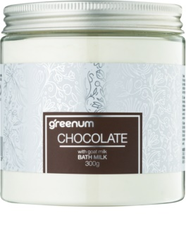 Greenum Chocolate latte da bagno in polvere
