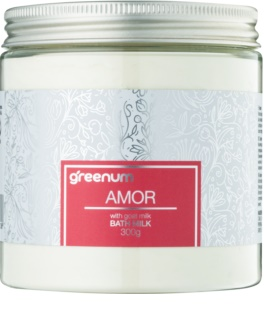 Greenum Amor Bath Milk Powder