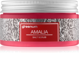 Greenum Salt Scrub scrub al sale per il corpo