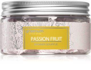 Greenum Passion Fruit soufflé pour le corps pour la douche
