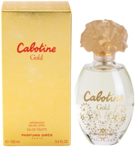 Grès Cabotine Gold eau de toilette for Women