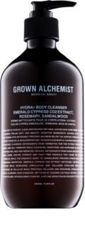 Grown Alchemist Hand & Body gel de ducha para pieles secas