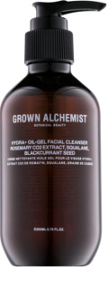Grown Alchemist Hydra+ Oil-Gel Facial Cleanser ulei gel pentru curatare