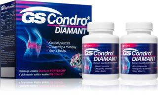 GS Condro Diamant výživa kloubů, tvorba kolagenní sítě kloubních chrupavek