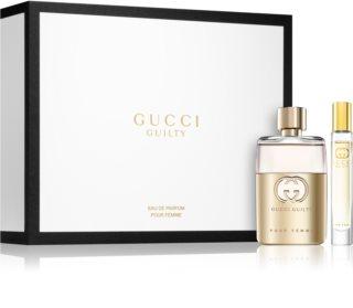 Gucci Guilty Pour Femme dárková sada II. pro ženy