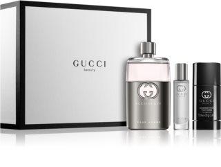 Gucci Guilty Pour Homme подаръчен комплект V. за мъже