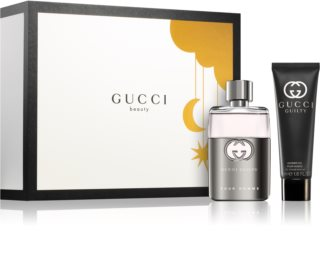 Gucci Guilty Pour Homme dárková sada IV. pro muže