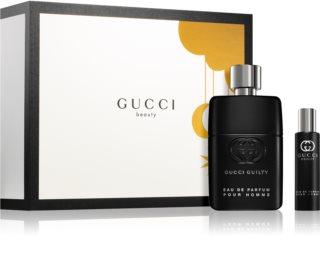 Gucci Guilty Pour Homme подаръчен комплект VI. за мъже