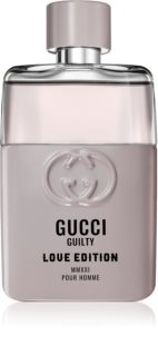 Gucci Guilty Pour Homme Love Edition 2021 Eau de Toilette for Men 50 ml