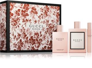 Gucci Bloom ajándékszett III. hölgyeknek