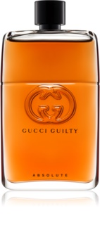 Gucci Guilty Absolute lozione after-shave per uomo