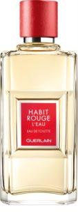 GUERLAIN Habit Rouge L'Eau Eau de Toilette pentru bărbați