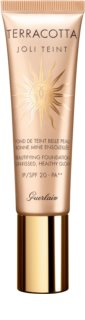 GUERLAIN Terracotta Joli Teint Beautifying Foundation aufhellendes Make up für einen natürlichen Look SPF 20