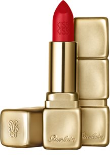 GUERLAIN KissKiss Hydrating Matte Lip Colour Mattierender Lippenstift