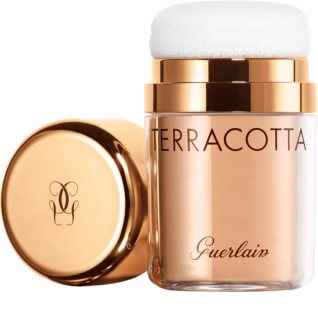 GUERLAIN Terracotta Touch Loose Powder On-The-Go pó solto matificante