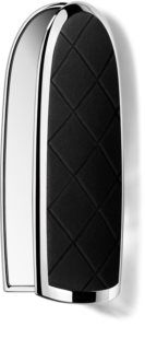 GUERLAIN Rouge G de Guerlain Luxurious Velvet Double Mirror Case estojo para batom com espelho pequeno