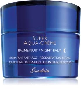 Guerlain Super Aqua noční hydratační balzám pro intenzivní obnovu pleti