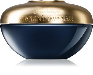 Guerlain Orchidée Impériale Ansiktsmask mot stress med borste