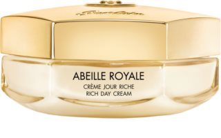 GUERLAIN Abeille Royale Rich Day Cream Voedende Anti-Rimpel Crème  met Verstevigende Werking
