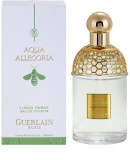 Guerlain Aqua Allegoria Limon Verde eau de toilette unissexo