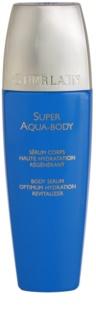 Guerlain Super Aqua hydratační sérum na tělo