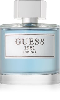 Guess 1981 Indigo eau de toilette for Women