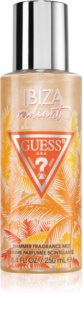 Guess Destination Shimmer Mist perfumowany spray do ciała z brokatem dla kobiet