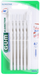 G.U.M Bi Direction brossettes interdentaires 6 pcs