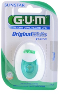 G.U.M Original White fio dental